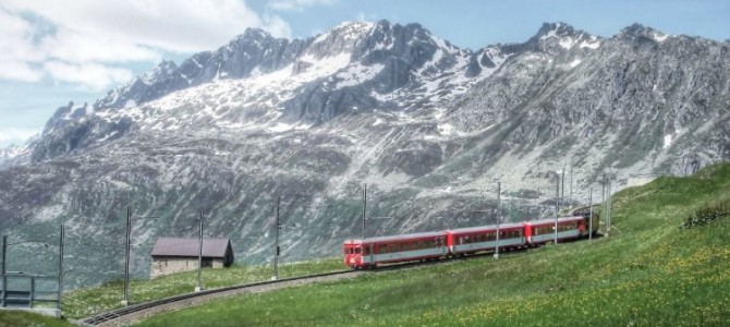 5 Of The World's Best Train Trips!